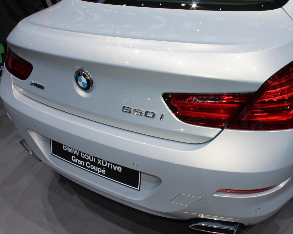 BMW 6 Series Gran Coupé | Flickr - Photo Sharing!