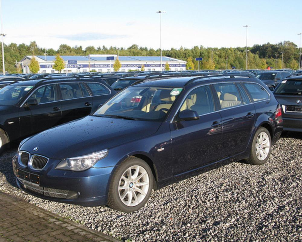 BMW 520d Touring E61 | Flickr - Photo Sharing!