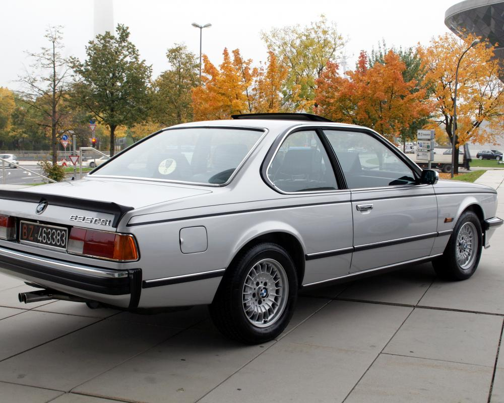 BMW 635 CSi 23.10.2012 2072 | Flickr - Photo Sharing!