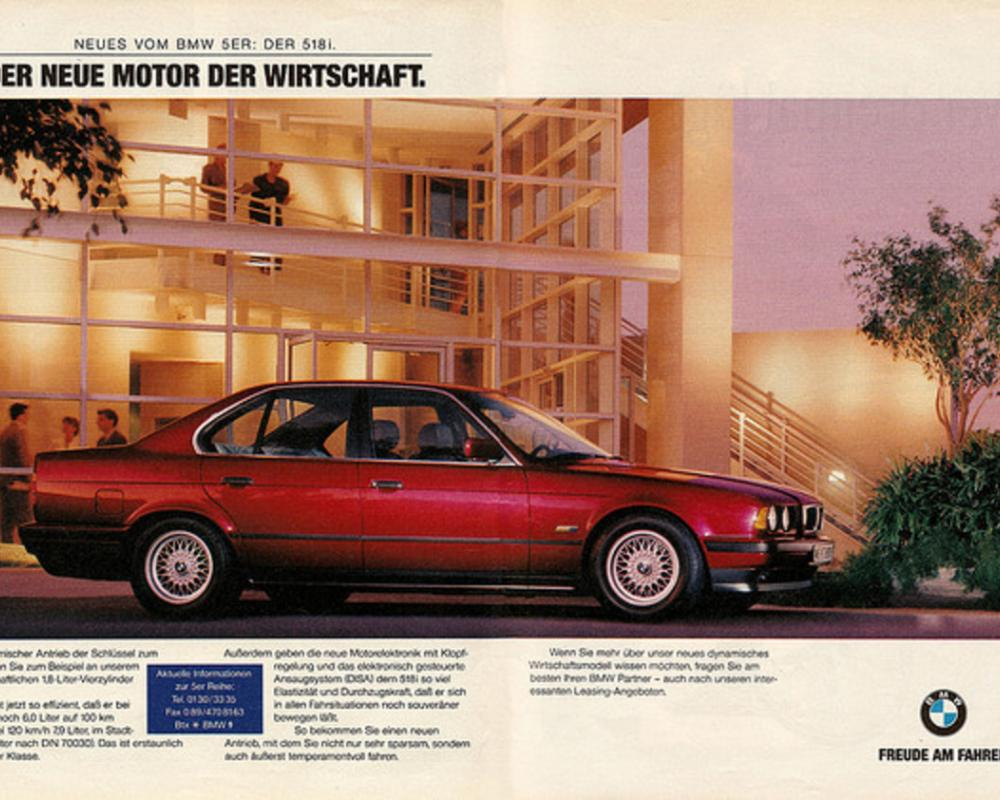 BMW 518i E34 (1994) | Flickr - Photo Sharing!