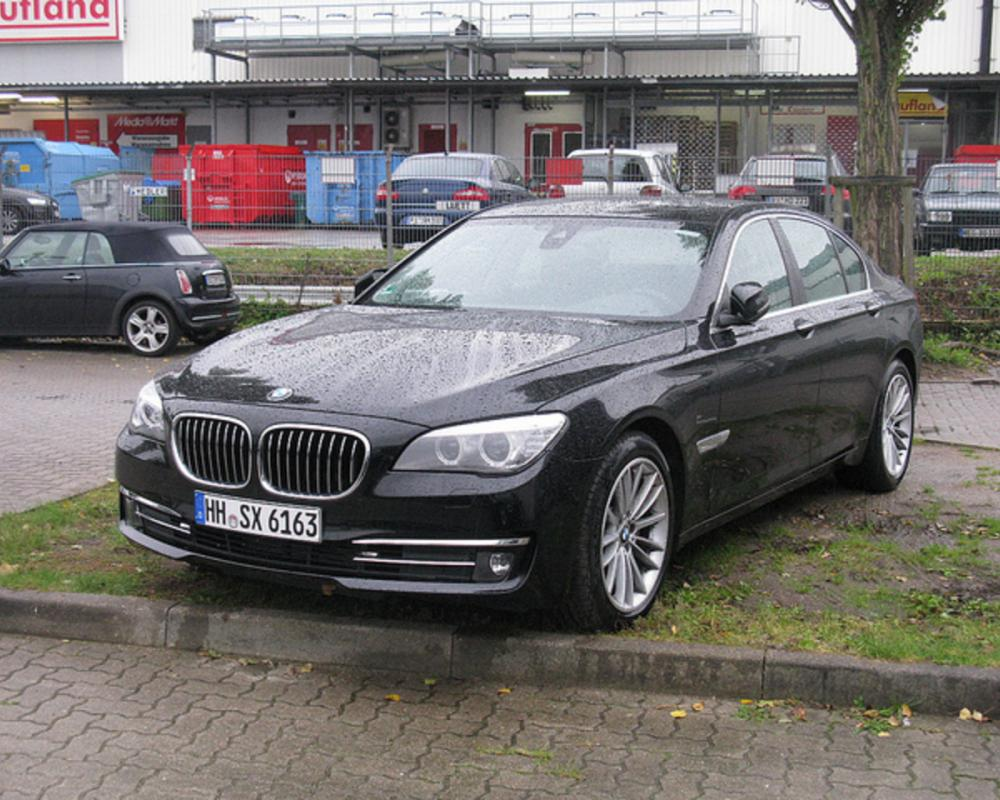 BMW 730d LCi F01 | Flickr - Photo Sharing!