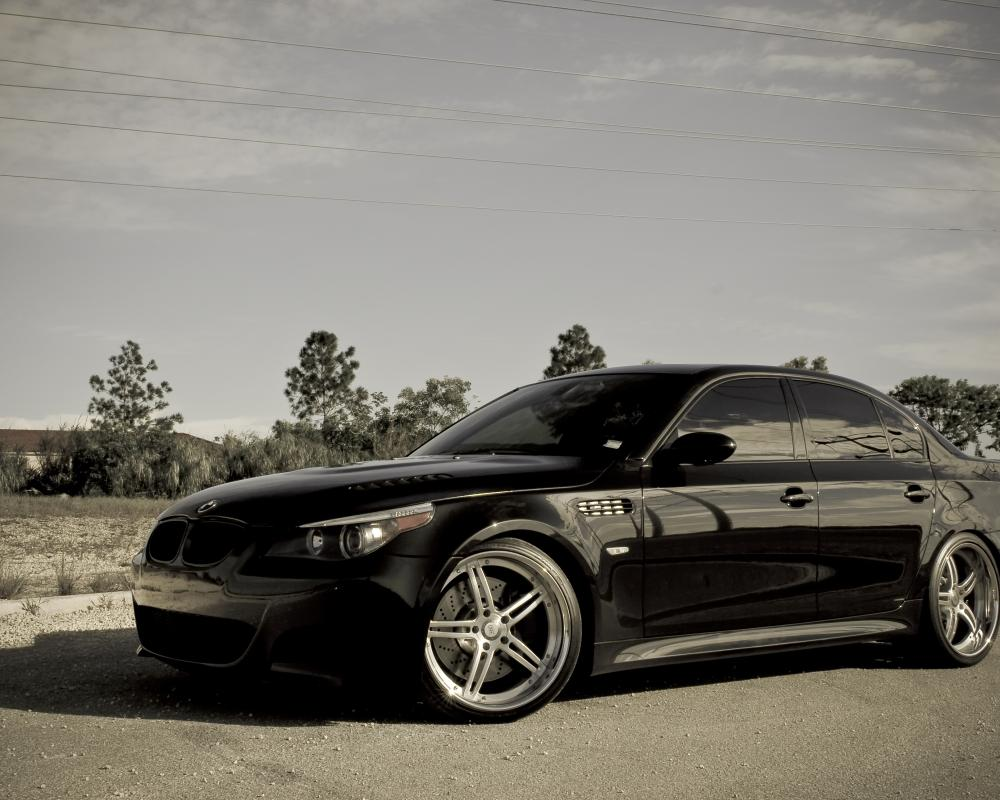 ASR Engineering/360 Forged BMW M5 | Flickr - Photo Sharing!