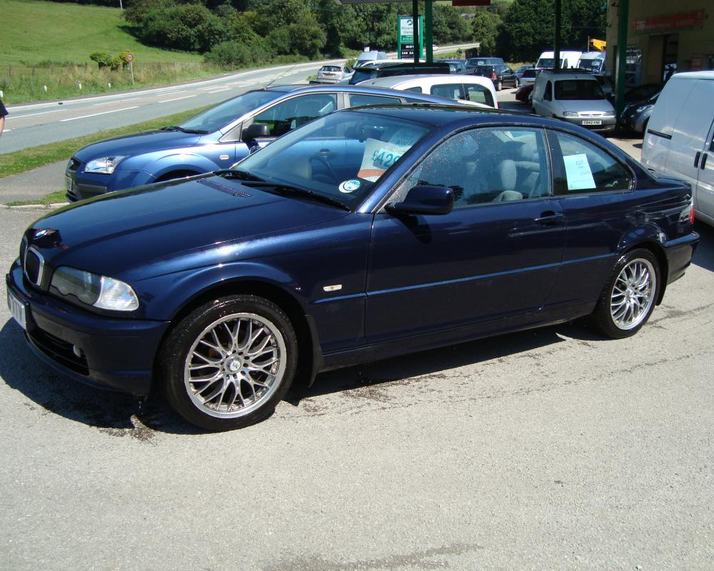 BMW 318CI For Sale in Cornwall -