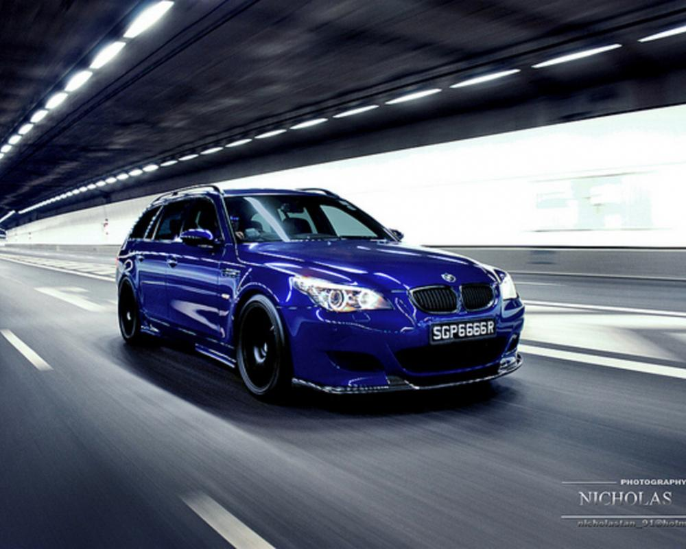 Bmw M5 Touring | Flickr - Photo Sharing!