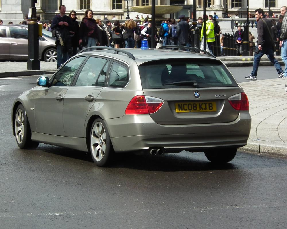 Unmarked BMW 330i Touring | Flickr - Photo Sharing!