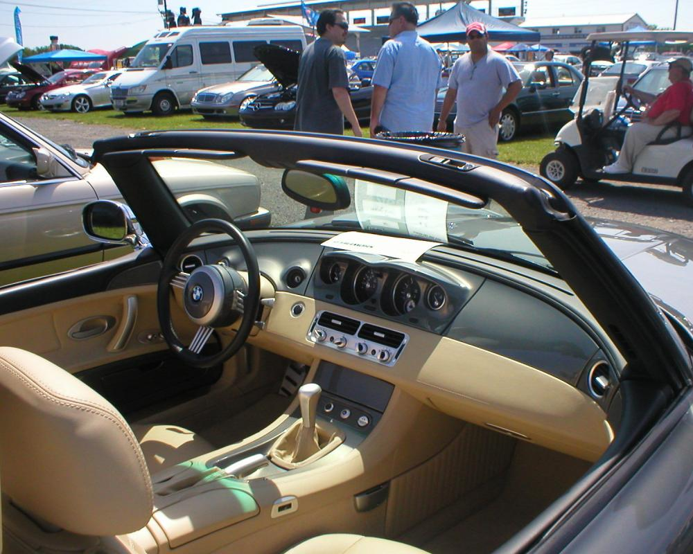 BMW Z8 interior | Flickr - Photo Sharing!