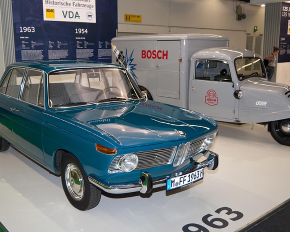 BMW 1500 and Goliath GD 750 (71114) | Flickr - Photo Sharing!