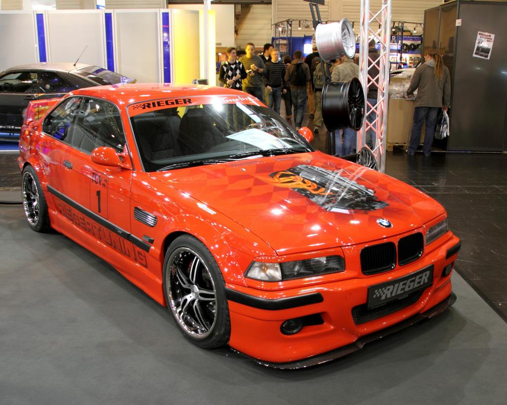 1992 BMW E36 M3 Rieger Tuning (01) | Flickr - Photo Sharing!