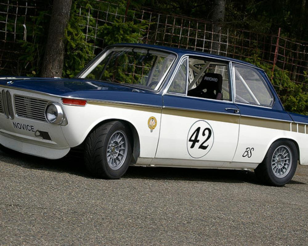 1967 BMW 1600 B Sedan vintage race car - a set on Flickr