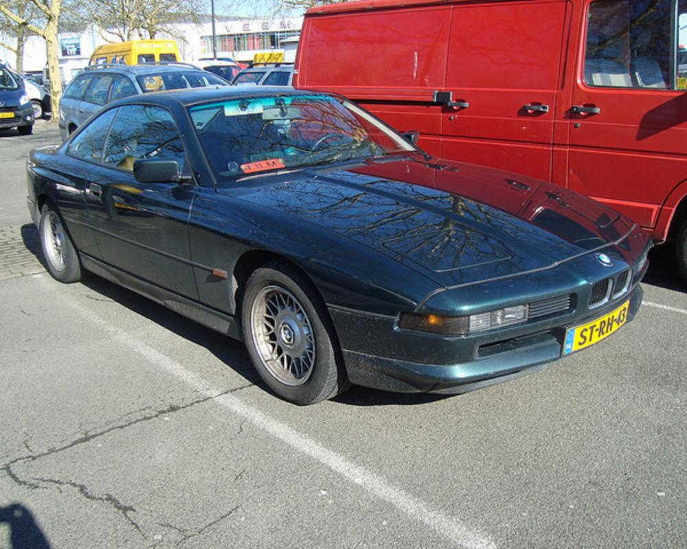 1998 BMW 840i Coupé (automatic) | Flickr - Photo Sharing!