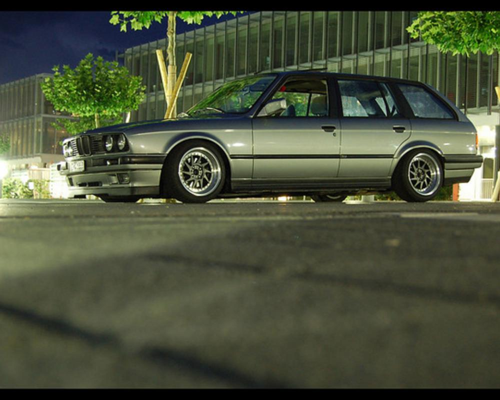Bmw e30 325i touring | Flickr - Photo Sharing!