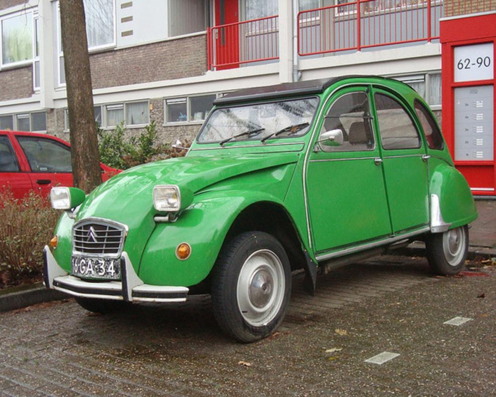1975 Citroën 2CV 6 (AZ6BL) | Flickr - Photo Sharing!