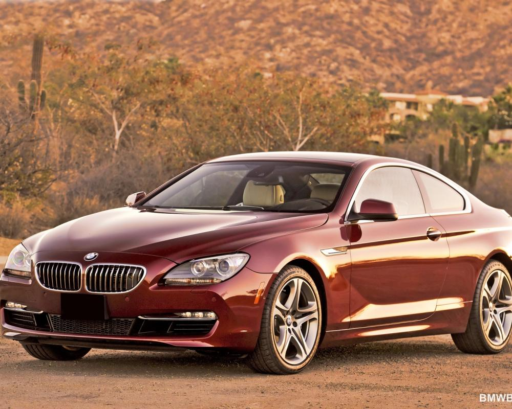 First Drive Review: 2012 BMW 650i Coupe
