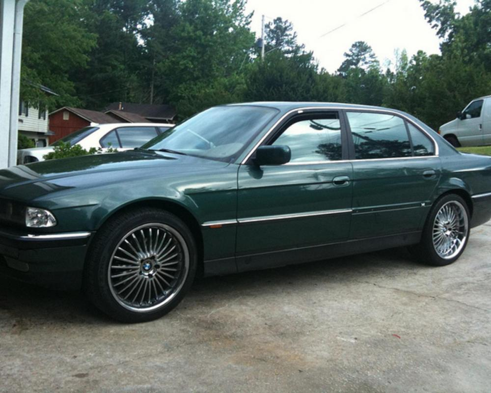 E38 BMW, 740il 7er | Flickr - Photo Sharing!