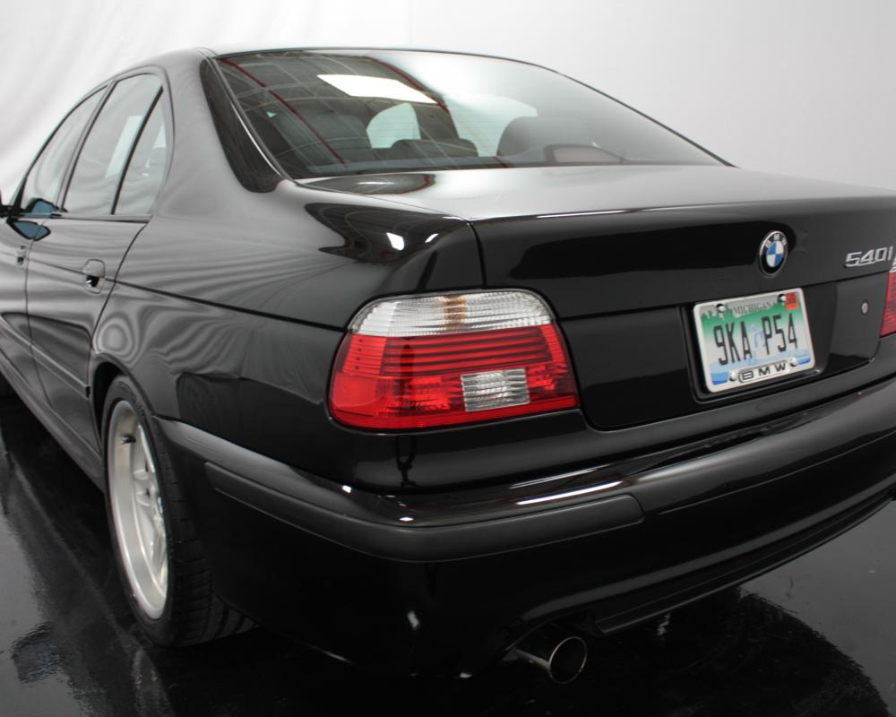 Black BMW 540i M Sport | Flickr - Photo Sharing!