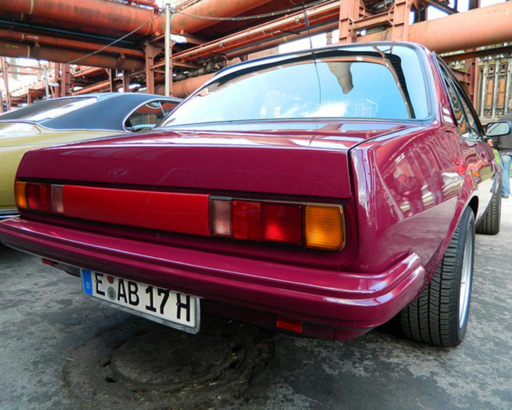Opel Ascona B | Flickr - Photo Sharing!