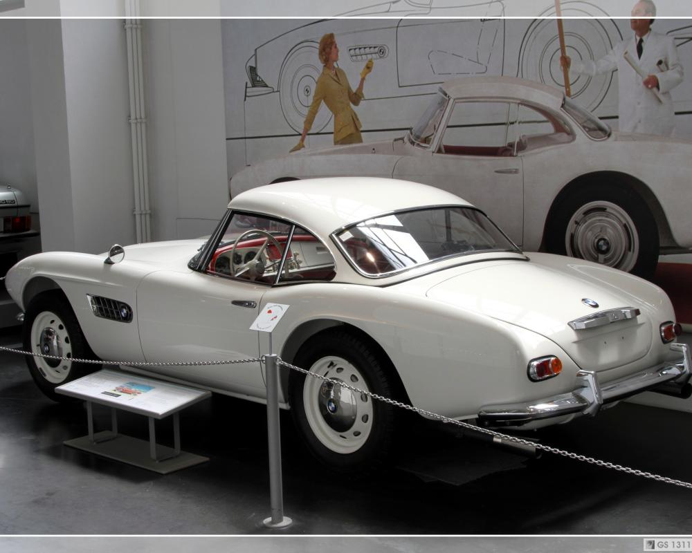 1955 BMW 507 (17) | Flickr - Photo Sharing!