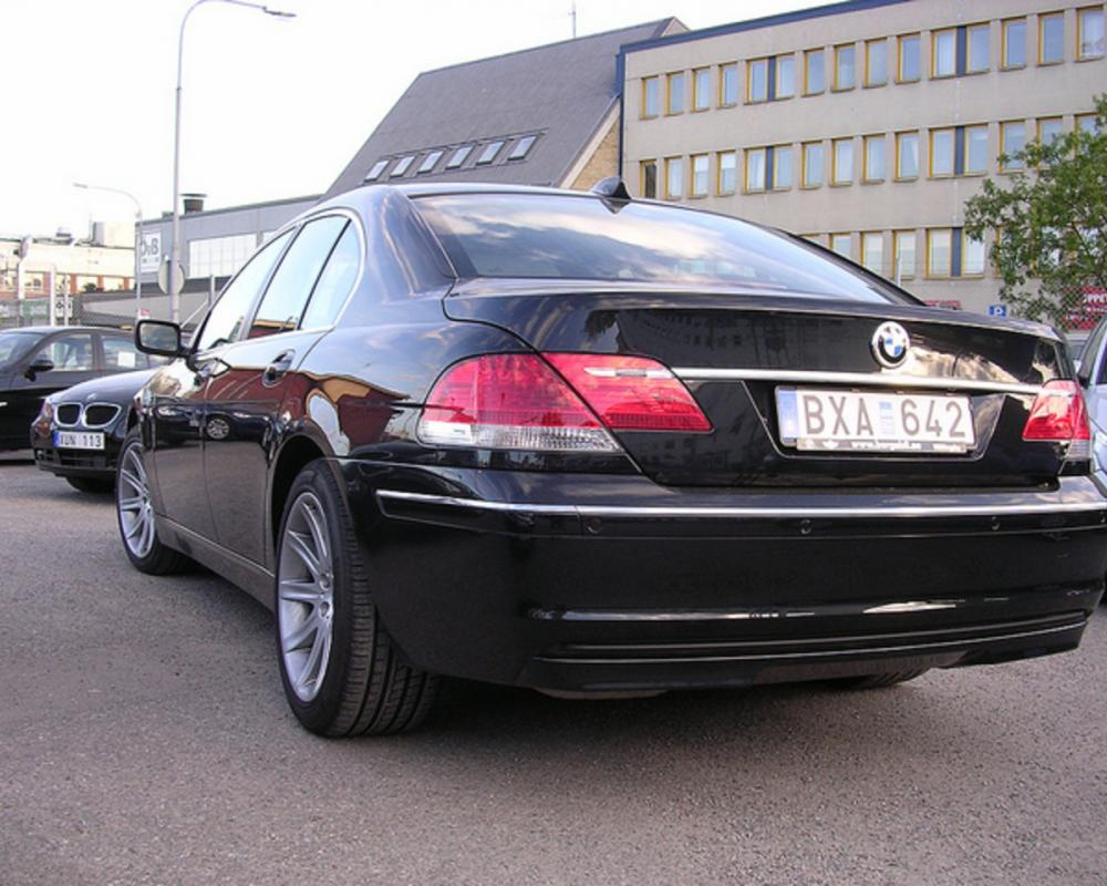 BMW 730d E65 2006 | Flickr - Photo Sharing!
