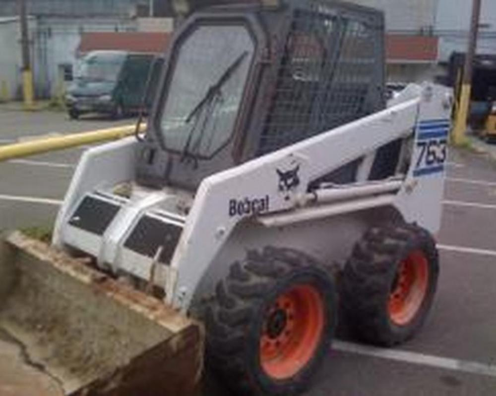 1999: Bobcat 763 for sale | Used Bobcat 763 skid steer loaders ...