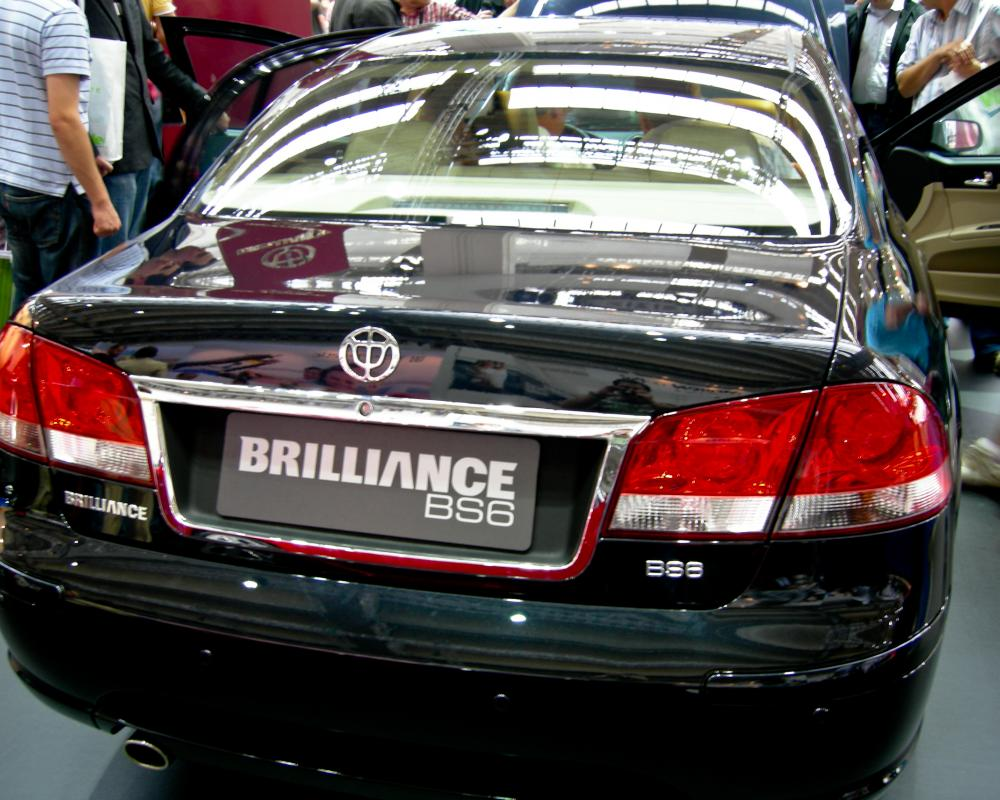IAA 2007 - Brilliance BS6 | Flickr - Photo Sharing!