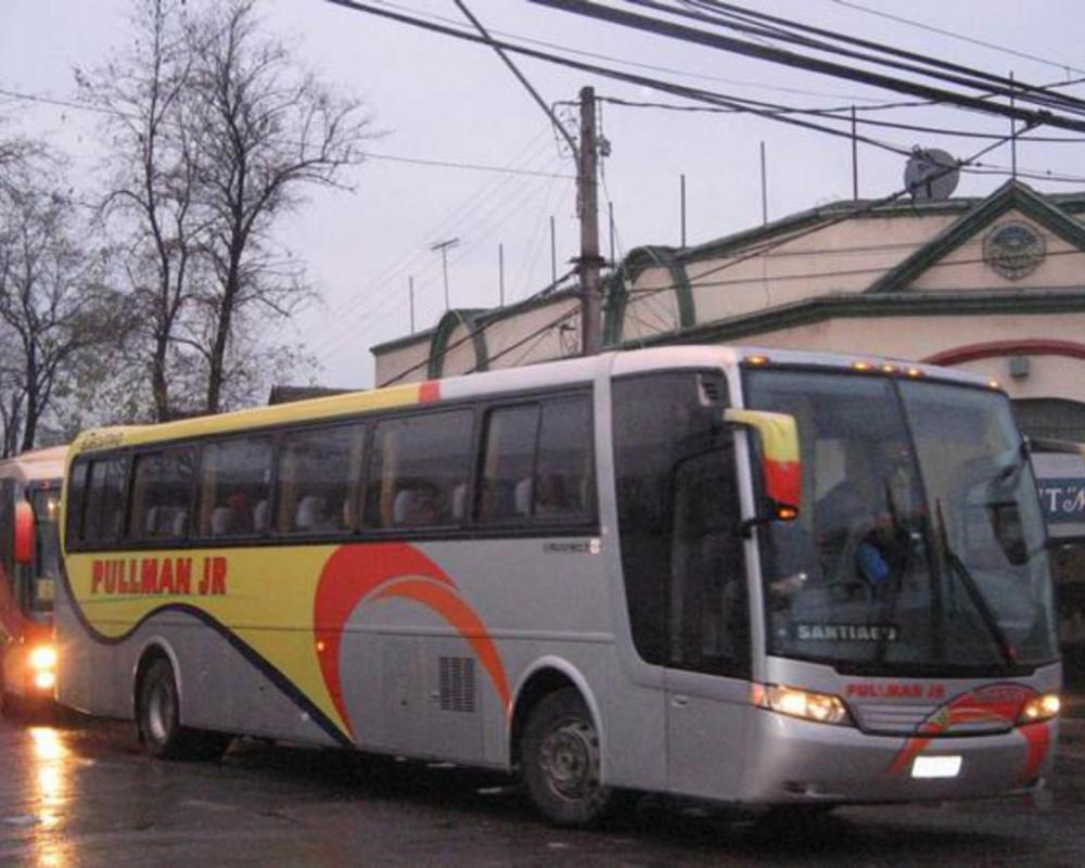 Busscar Visstabuss LO. Volvo B-7R. Pullman JR. Photos from ...