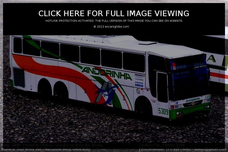 Busscar Vistabuss Photo Gallery: Photo #05 out of 12, Image Size ...