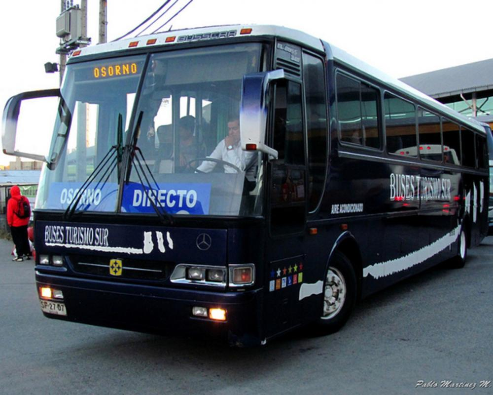 Buses Turismo Sur.- | Flickr - Photo Sharing!