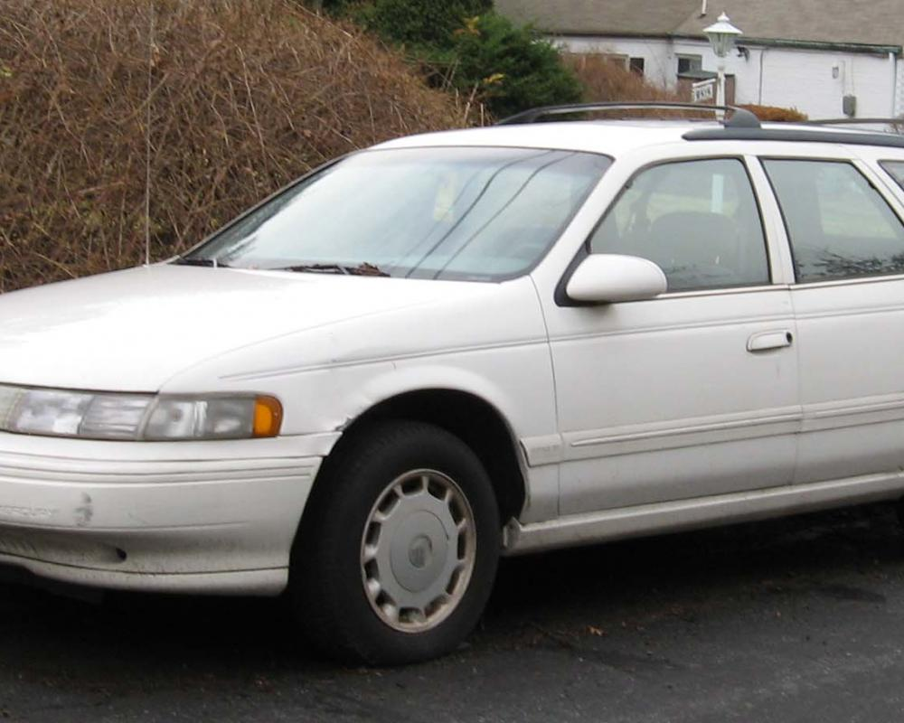 Mercury Sable Gs 30 Wagon