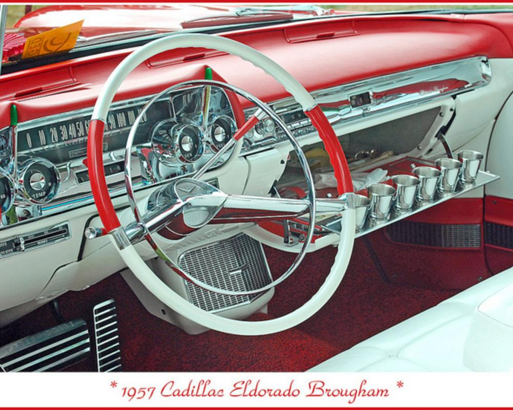 1957 Cadillac Eldorado Brougham | Flickr - Photo Sharing!