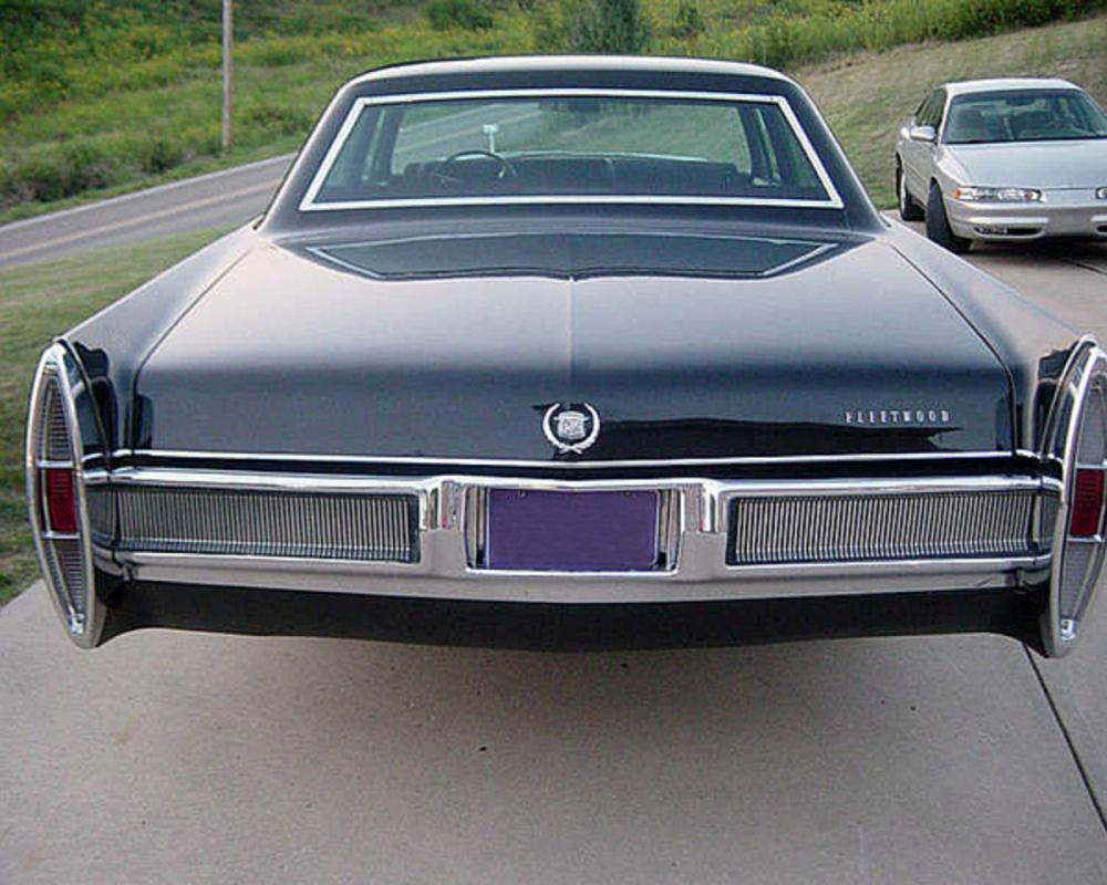 1967 Cadillac Fleetwood 60 Special | Flickr - Photo Sharing!