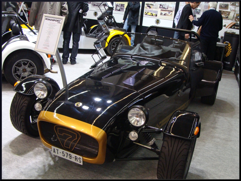 Caterham Seven Roadsport 175 | Flickr - Photo Sharing!