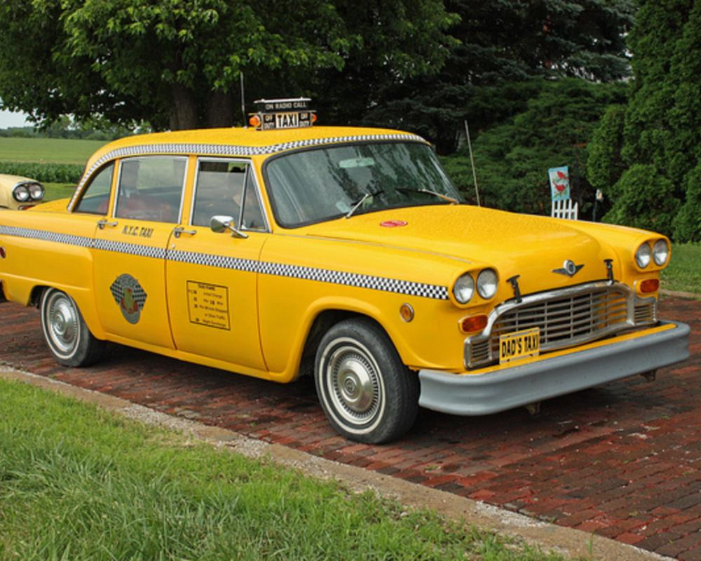 1975 Checker A11 Taxi (3 of 8) | Flickr - Photo Sharing!