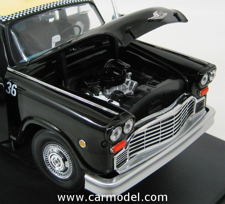 Free Download Sunstar 1 18 Scale 1963 Checker A11 Taxi Cab Black ...