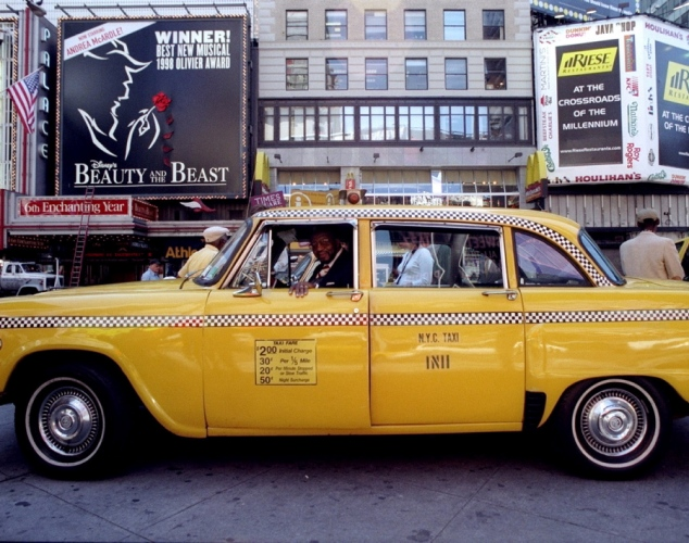 Taxi of Tomorrow: A history of the New York City taxi from past to ...