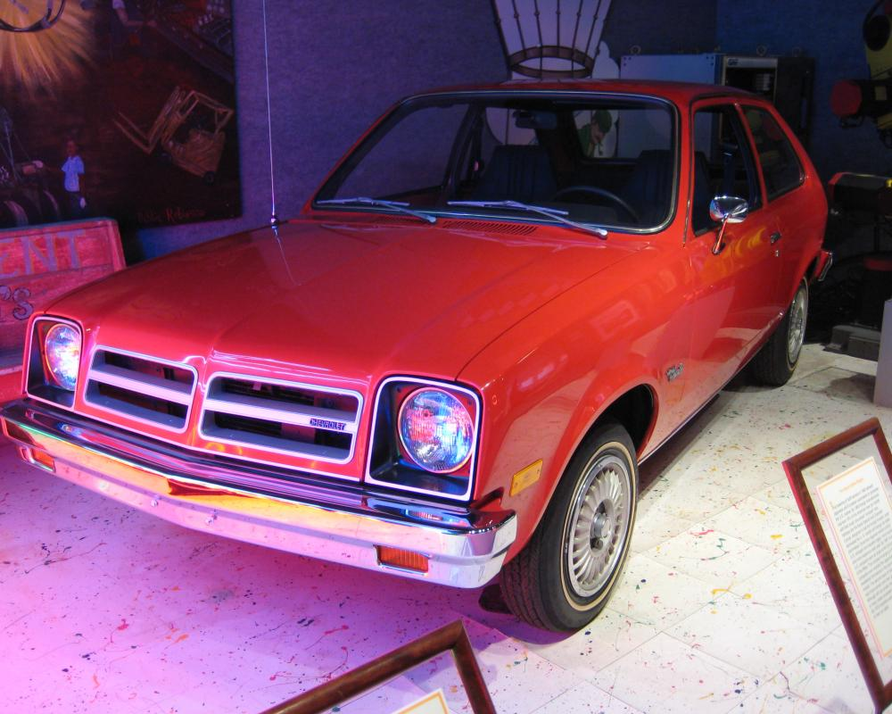 Chevrolet Chevette | Flickr - Photo Sharing!