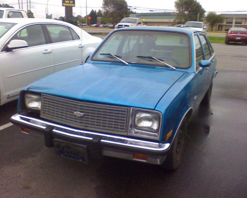 1980 Chevrolet Chevette | Flickr - Photo Sharing!