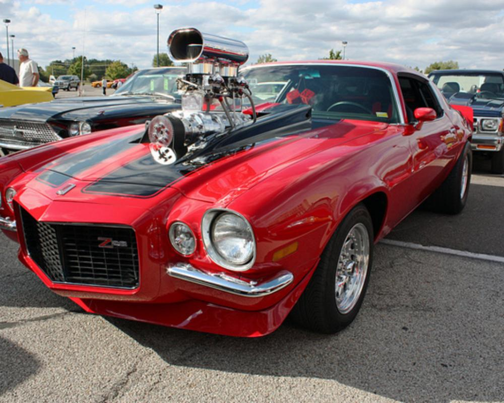1973 Chevrolet Camaro Z28 Blown Street Machine (1 of 9) | Flickr ...
