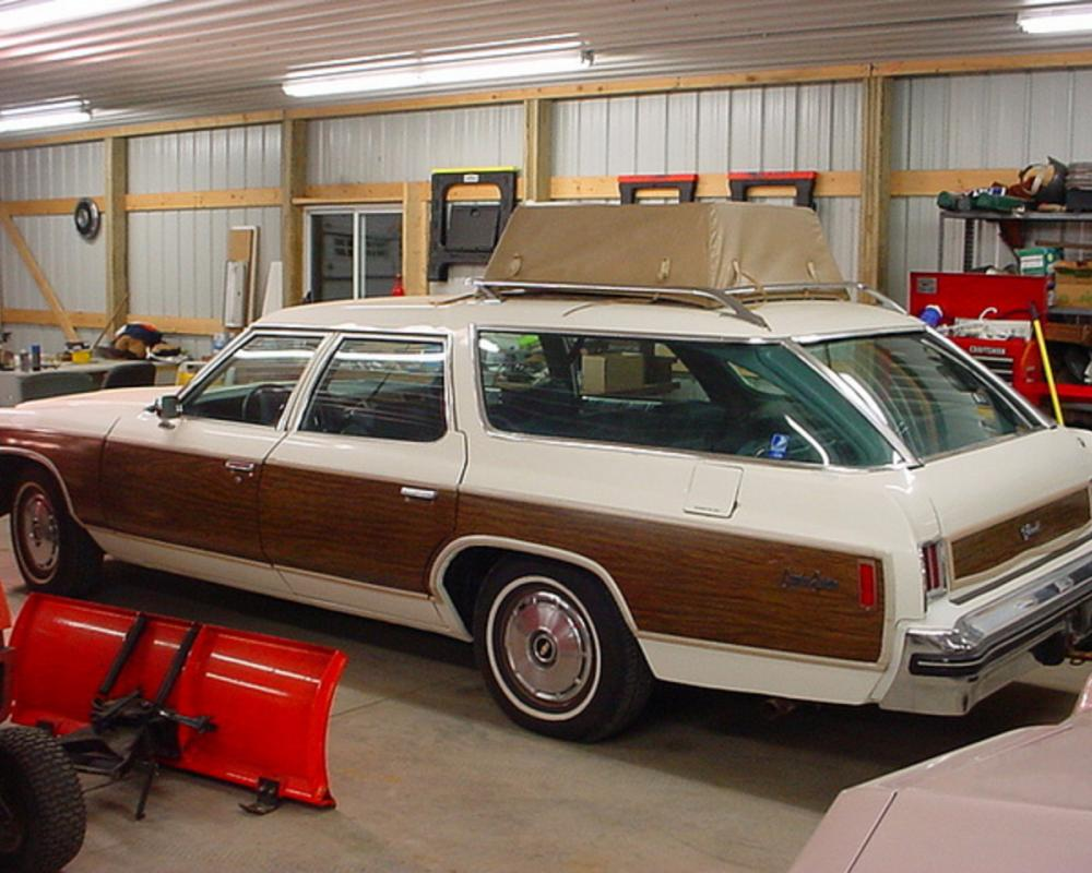 1975 Chevrolet Caprice Estate wagon | Flickr - Photo Sharing!