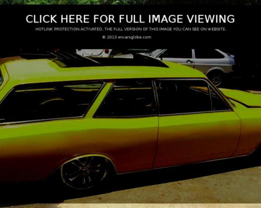 Chevrolet Caravan: Photo gallery, complete information about model ...