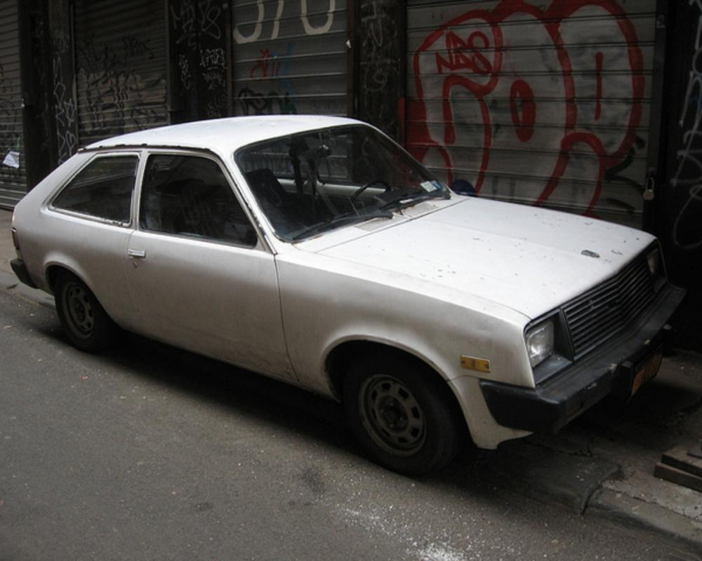 1984 Chevrolet Chevette | Flickr - Photo Sharing!