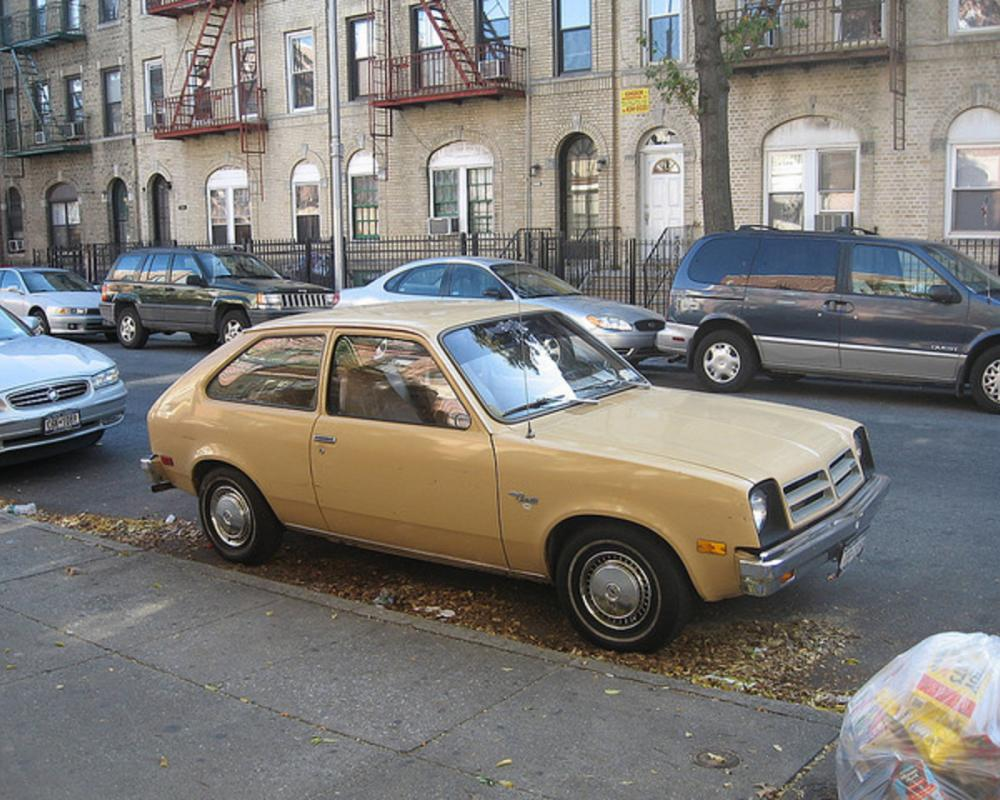 1976 Chevrolet Chevette | Flickr - Photo Sharing!