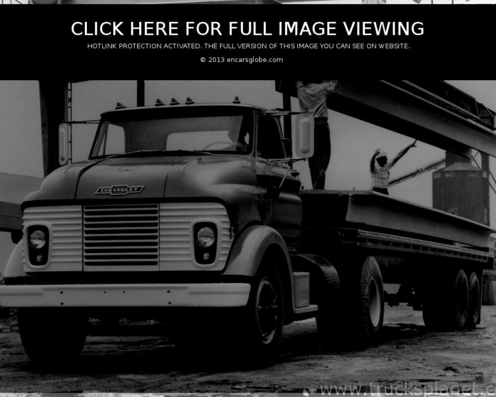 Chevrolet 80 Diesel: Photo gallery, complete information about ...