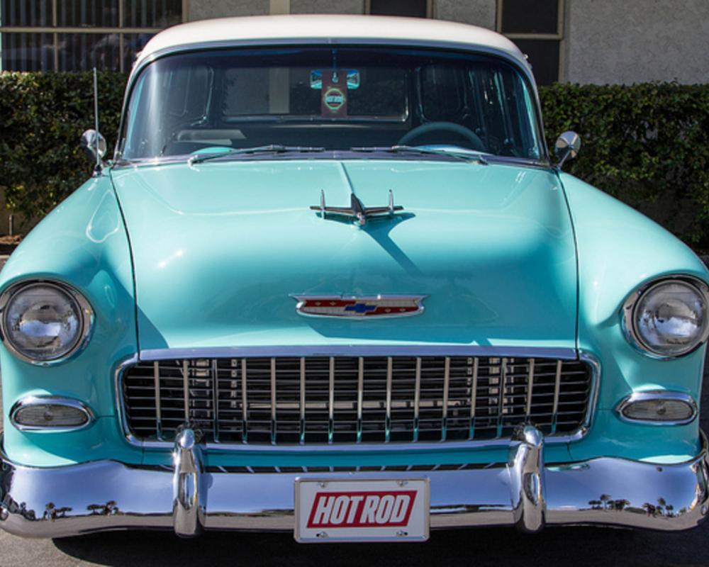 1955 Chevrolet 210 Wagon | Flickr - Photo Sharing!