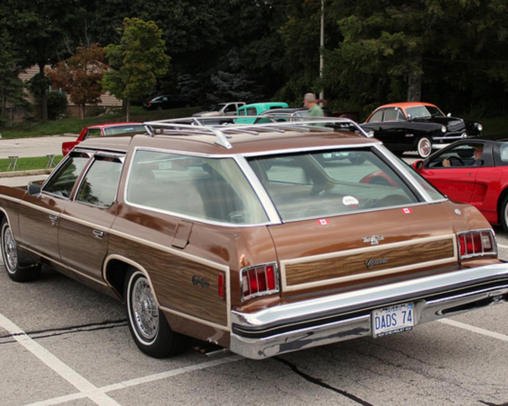 1974 Chevrolet Caprice Estate wagon | Flickr - Photo Sharing!