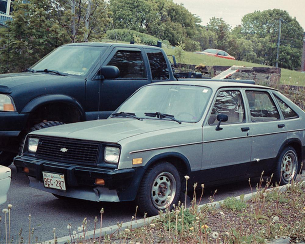 1984-1985 Chevrolet Chevette | Flickr - Photo Sharing!