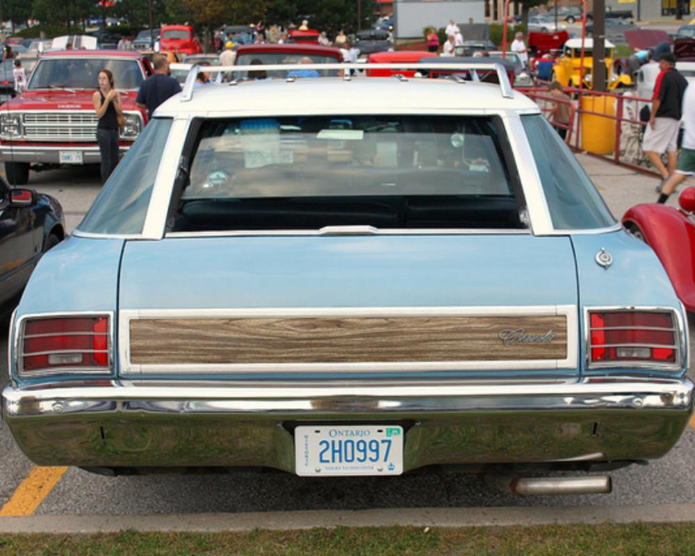 1973 Chevrolet Caprice Estate wagon | Flickr - Photo Sharing!