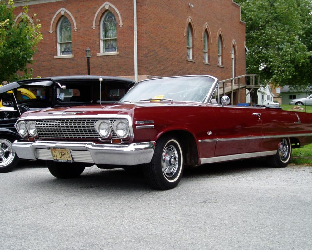 1963 Chevrolet Impala - Pictures - Picture of 1963 Chevrolet Impa ...