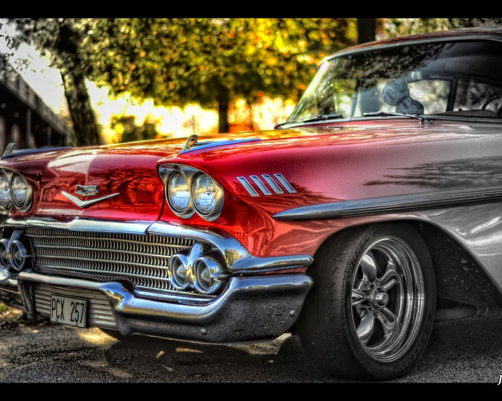 1957 Chevrolet Impala HDR | Flickr - Photo Sharing!