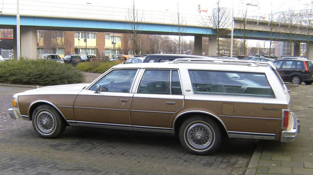 Flickr: The Long in the Roof(station wagons) Pool