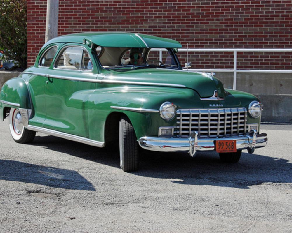 1948 Dodge Custom Club Coupe (3 of 11) | Flickr - Photo Sharing!